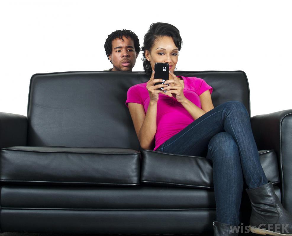 dealing with jealous partner